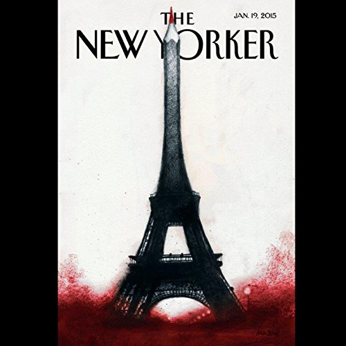 The New Yorker, January 19, 2015 (Adam Gopnik, Raffi Khatchadourian, Patrick Radden Keefe) copertina