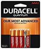 Duracell - Quantum AAA Alkaline Batteries - long lasting, all-purpose Triple A battery for household and business - 8 count