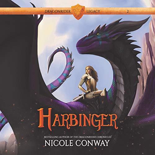 Harbinger audiobook cover art
