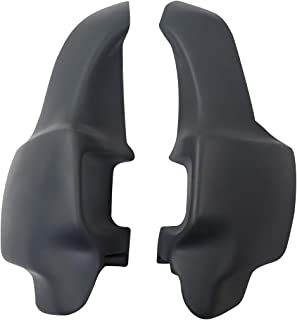 XFMT Lowers Leg Fairings Fit Compatible with Harley Davidson Dyna Fat Bob FXDF Low Rider FXDL