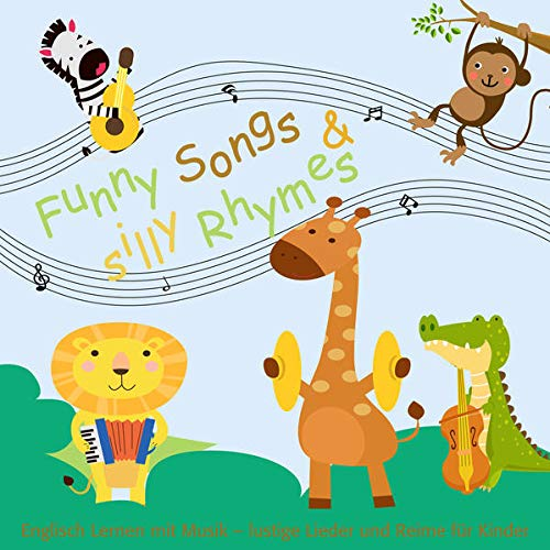Funny Songs and Silly Rhymes Titelbild
