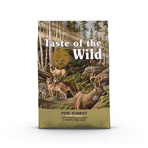 Taste Of The Wild pienso para perros con Venado asado 2 kg Pine Forest 🔥