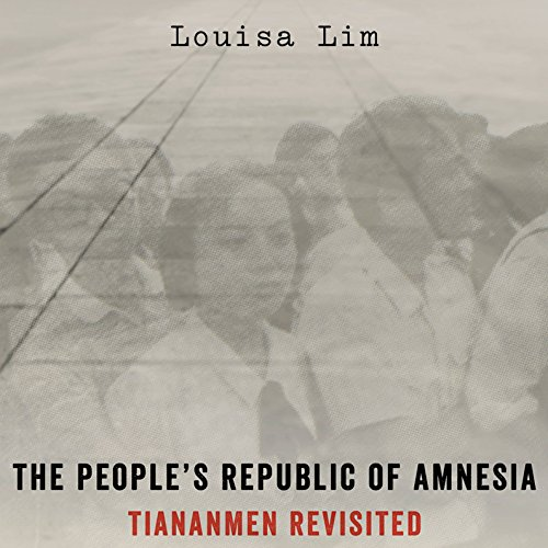 The People's Republic of Amnesia audiobook cover art