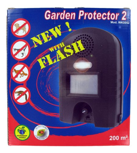 Weitech WK0052 Garden Protector 2 Système de protection de jardin