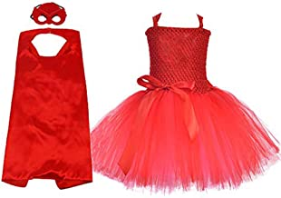 Super Hero Costumes and Dress Up for Kids Party Tutu Costume Sets