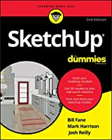 SketchUp For Dummies, 2nd Edition Front Cover