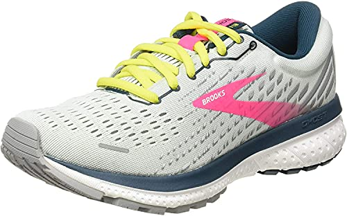 Brooks Ghost 13, Zapatillas para Correr Mujer, Ice Flow Pink Pond, 39 EU