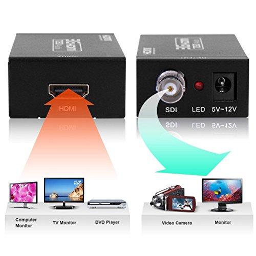 『Excelvan Mini HDMI to SDI変換器 コンバータ (HDMIをSDIに変換) ESD保護機能搭載』の7枚目の画像