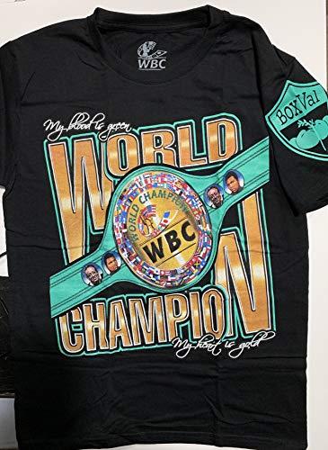 WBC Boxing World Champion T Shirt in XXL Size