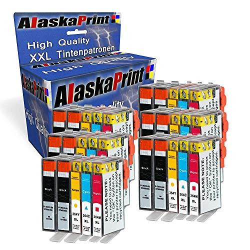 30x Druckerpatronen kompatibel für HP 364XL HP 364 XL mit HP Photosmart 5510 5511 5512 5514 5515 5520 5522 5524 6510 6520 6512 6515 7510 7520 7515 B8550