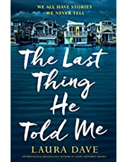 The Last Thing He Told Me: The No. 1 New York Times Bestseller and Reese's Book Club Pick