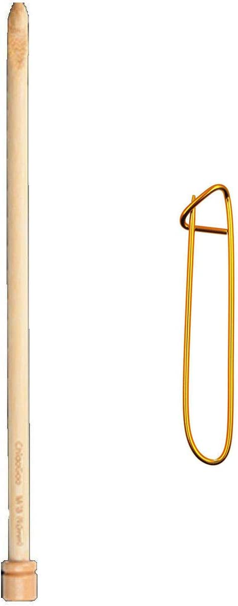 Amazon Com Chiaogoo Knitting Needles Tunisian Crochet Hook 13 Inch 33cm Bamboo Natural Size Us I 5 5mm Bundle With 1 Artsiga Crafts Stitch Holder 1028 I 'centimeters are a metric unit commonly used to measure small distances. amazon com