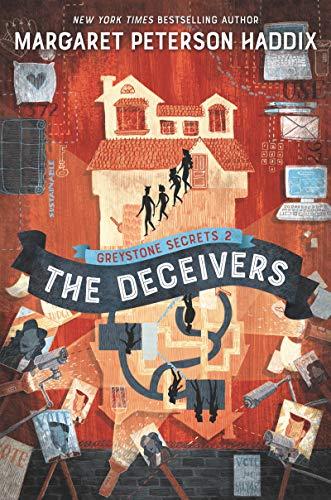 Greystone Secrets #2: The Deceivers (English Edition)