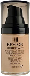 Revlon PhotoReady Makeup Foundation - 30 ml, 009 Rich Ginger