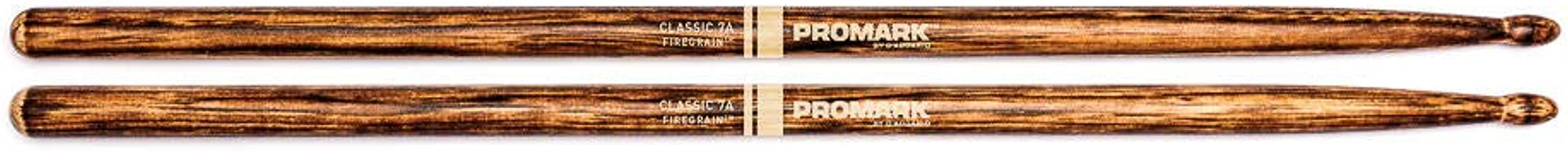 PROMARK プロマーク ドラムスティック FIREGRAIN Classic 7A TX7AW-FG (390 x 13.0mm) 【国内正規品】