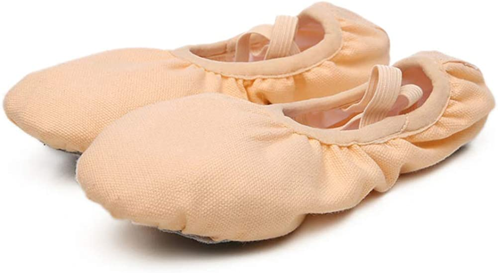 MSMAX Canvas Ballet Practice Slippers Max 55% OFF Flats Professional Dance Max 72% OFF f