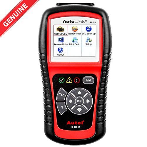Autel AutoLink AL519 OBDII/EOBD Scanner Enhanced OBDII