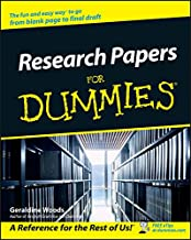 Best research paper for dummies Reviews