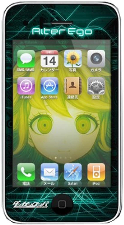 Des skin Dangan refute iphone3 04 (japan import)