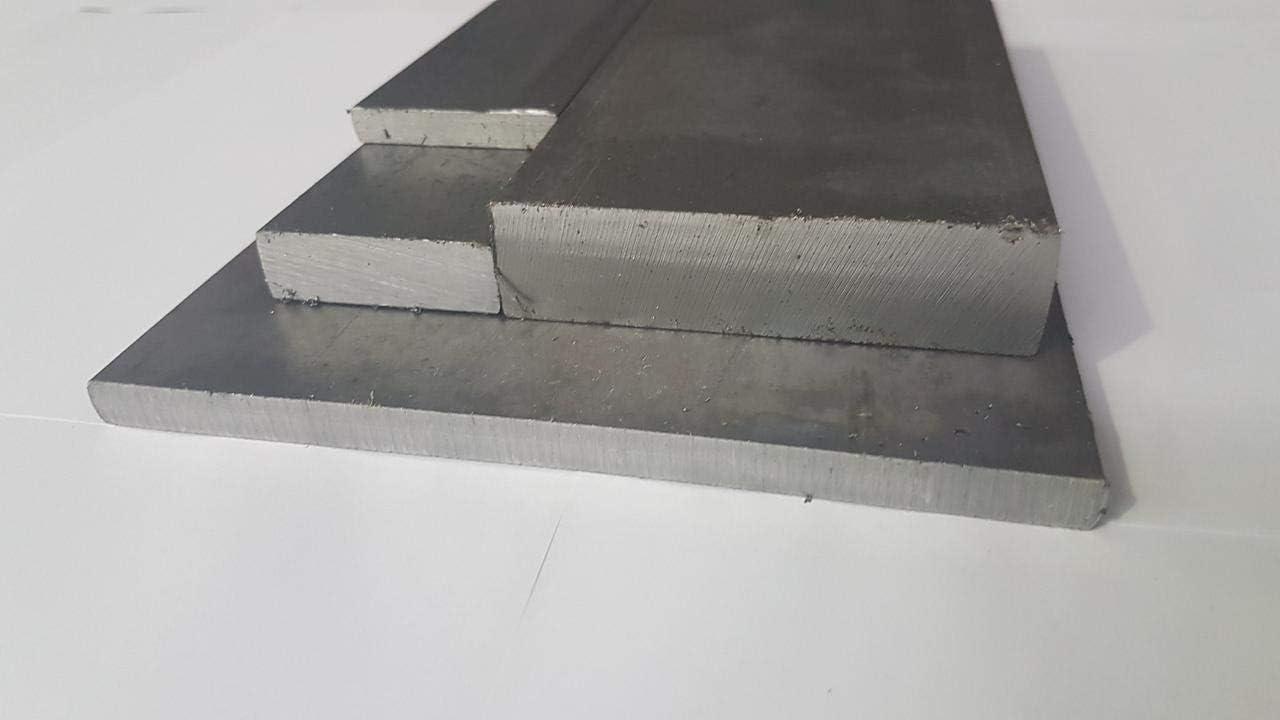 50x 30mm - 1000mm 500-2000mm L/änge 50-80mm breiten S235JR EN 10058 Flachstahl-Flachprofil