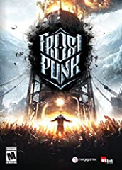 The City Must Survive - Frostpunk is a city-survival game where heat means life and every decision comes with a cost. Maintain The Hope - Survival is about hope and will to live. Your ability to spark and maintain these two in your people will be a d...