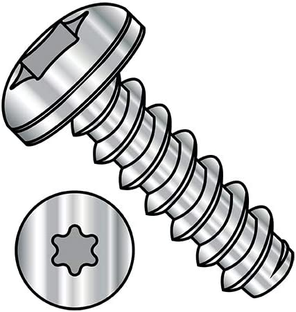 2-32X1 2 6 Lobe Pan Self Time sale Tapping Screw 18 B Fully Threaded Type Limited time sale