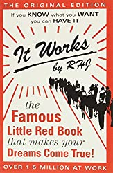 Cyber Monday Gifts for dreamers - It Works: The Famous Little Red Book That Makes Your Dreams Come True!