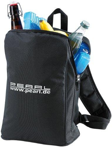 PEARL Kühlrucksack: Kühltaschen-Rucksack mit praktischer Hand-Trageschlaufe, 13 Liter (Kleine Kühltasche für Rucksack)