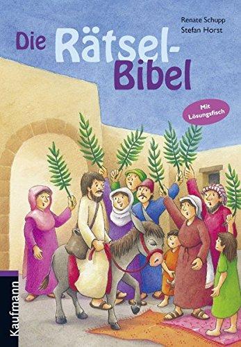Die Rätsel-Bibel