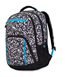 High Sierra Riprap Lifestyle Backpack (Black and White Mix)
