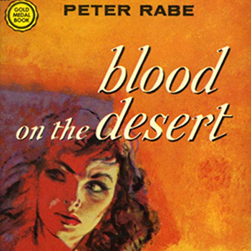 Blood on the Desert cover art