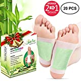 2-in-1 Aroma Foot Pads -Best Natural Cure for Sleep Better, Stress...