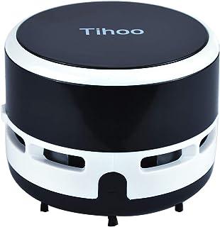 iSuperb Mini odkurzacz stołowy, bezprzewodowy, mały odkurzacz ręczny, odkurzacz do stołu, domu, biura, samochodu/biura, cz...