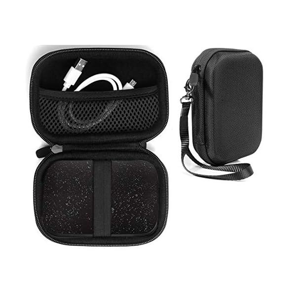 CaseSack Protective Case for Canon Ivy CLIQ+, CLIQ Instant Camera Printer Mobile...
