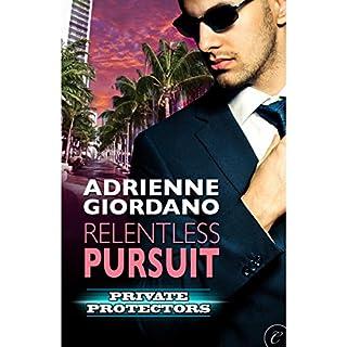 Relentless Pursuit audiobook cover art