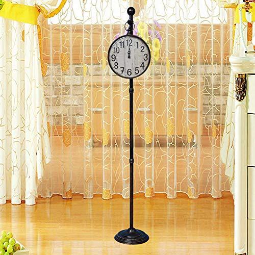 XUEXIONGSP Floor & Grandfather Clocks Decoration Standing Clock