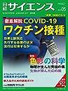 日経サイエンス2021年5月号 徹底解説:COVID-19ワクチン接種