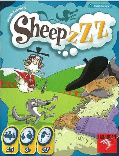 Asmodee - HUSHE01ML - Jeu d'ambiance - Sheepzz