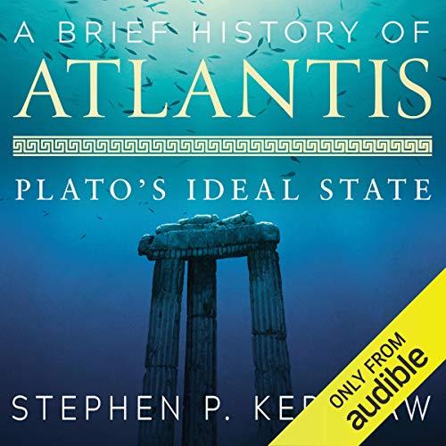 A Brief History of Atlantis cover art