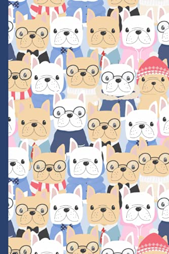 Frenchie Dog Notebook