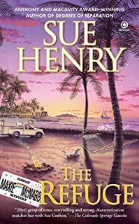 by Henry, Sue The Refuge: A Maxie and Stretch Mystery (2008) Mass Market Paperback