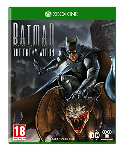 Batman: Telltale Series: The Enemy Within (Xbox One)