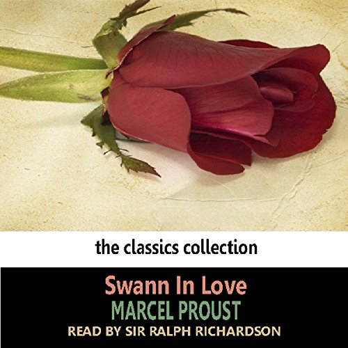 Swann In Love audiobook cover art