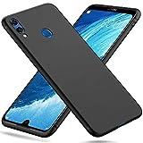 BNBUKLTD® Coque arrière rigide ultra fine pour Huawei Honor 8X Noir mat