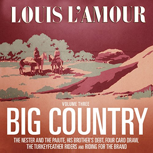 Big Country, Volume 3  Audiolibri