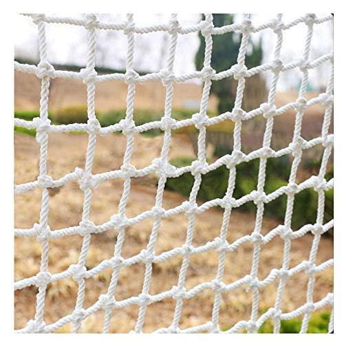 RZM Red protectora, cuerda de seguridad para escaleras de perro, malla para mascotas, barandilla, bloque de protección para puerta, niños, lacrosse, béisbol, hockey, softbol, tiro con arco