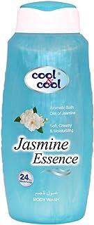 Cool & Cool Body Wash Jasmine Essence, 500 ml