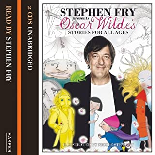 Stephen Fry Presents a Selection of Oscar Wilde's Short Stories audiobook cover art