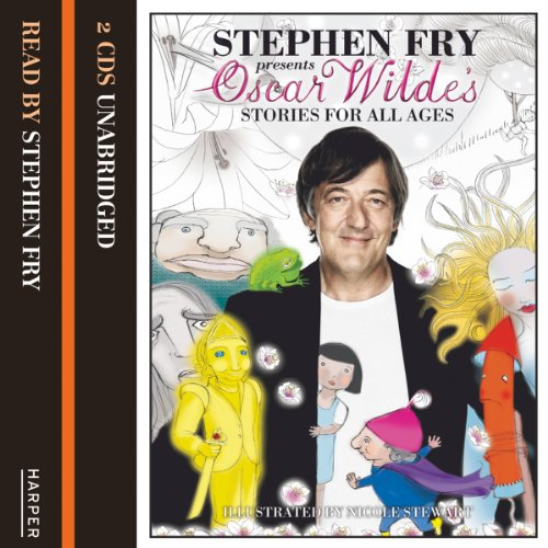 Stephen Fry Presents a Selection of Oscar Wilde's Short Stories cover art