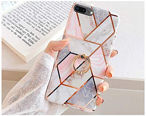Herbests Compatibile con iPhone 6 iPhone 6S 4.7 Cover Silicone
